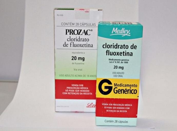 Cloridrato de Fluoxetina Prozac