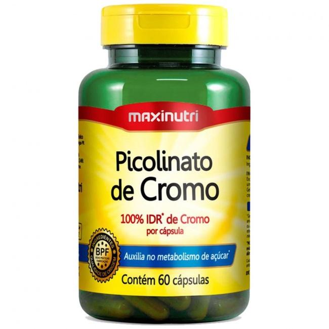 picolinato de cromo benefícios dosagem efeitos colaterais comprar contra indicação emagrece quantos quilos